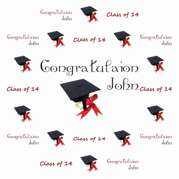 Step and Repeat Template Elegant 16 Best Graduation Step and Repeat Templates Images On