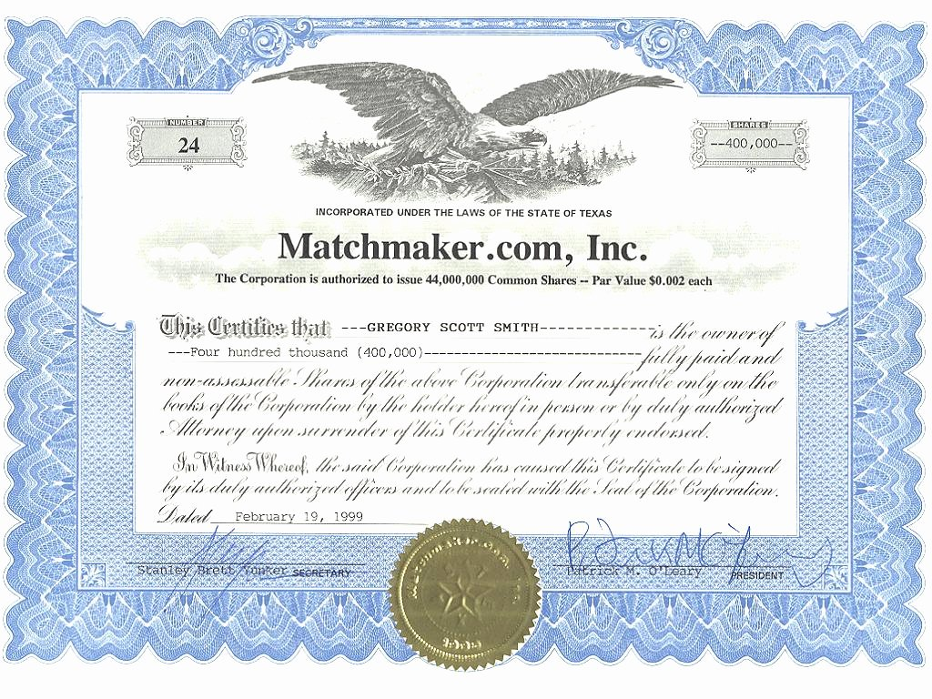 Stock Certificate Template Word New Stock Certificate Template
