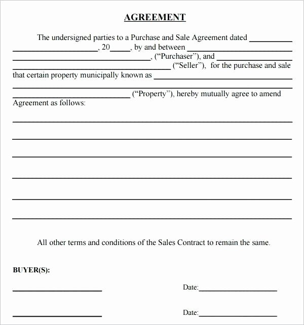 Stock Purchase Agreement Template Elegant Stock Purchase Agreement Template