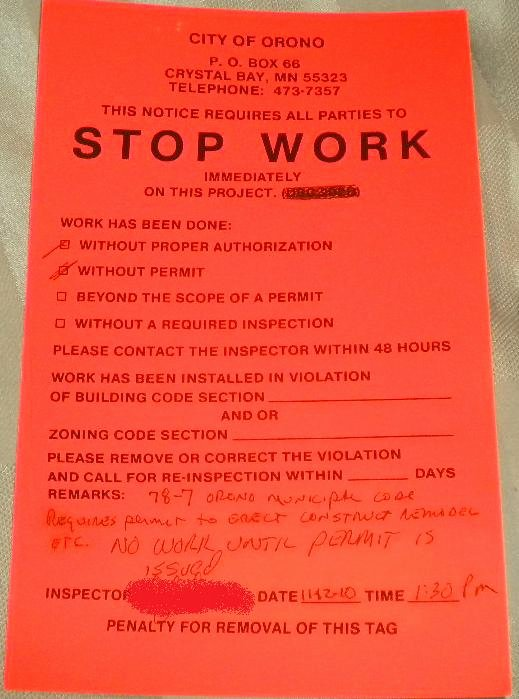 Stop Work order Template Fresh the Power Of Small Wind the Stop Work order