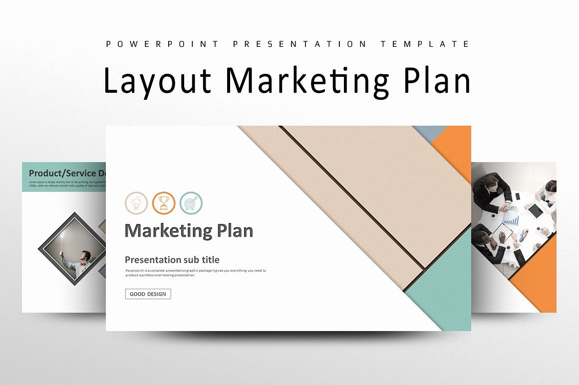 Strat Plan Powerpoint Template Beautiful Layout Marketing Plan Strategy Ppt Powerpoint Templates