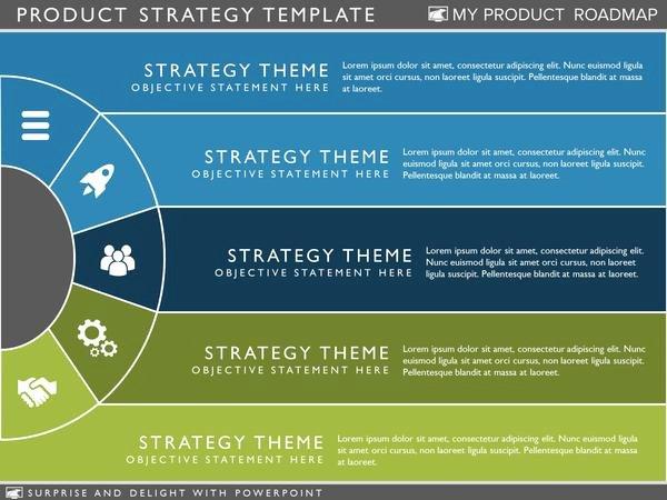 Strat Plan Powerpoint Template Beautiful My Product Roadmap