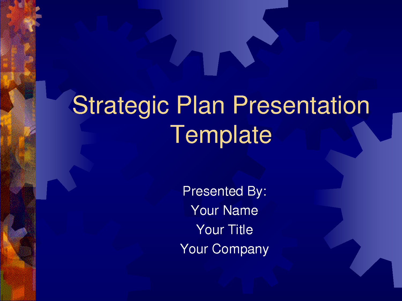 Strat Plan Powerpoint Template Inspirational Strategic Plan Powerpoint Templates Business Plan