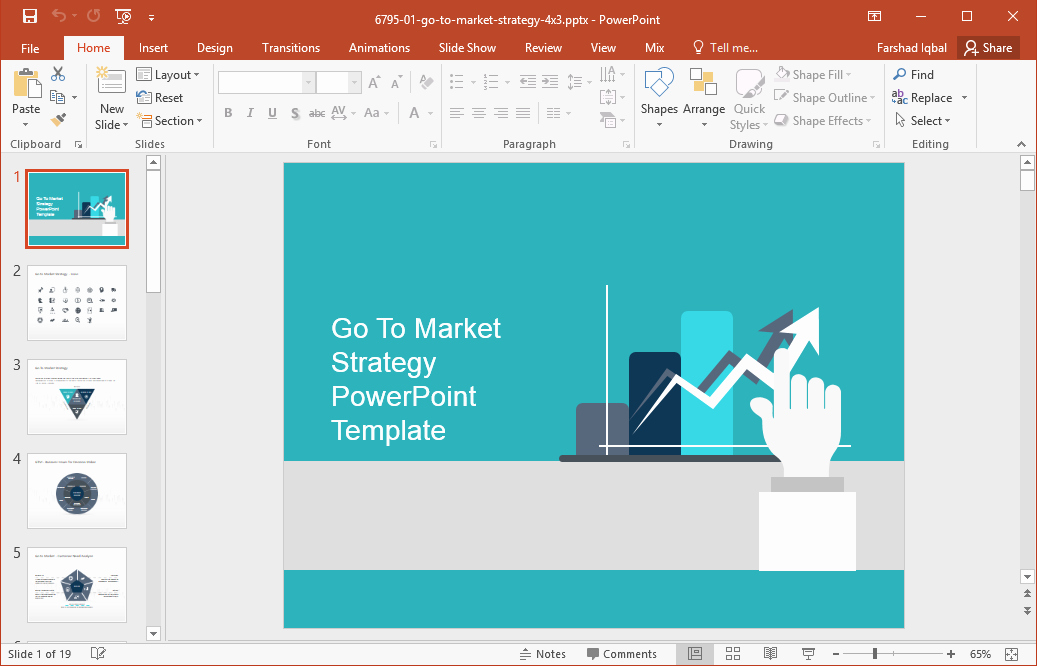 Strategic Plan Template Ppt Inspirational Best Go to Market Strategy Templates for Powerpoint