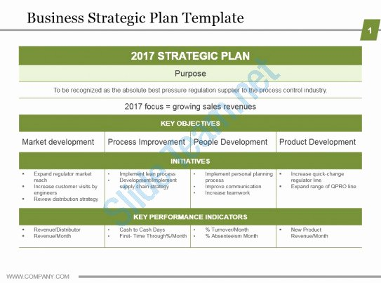 Strategic Planning Ppt Template New Business Strategic Plan Template Powerpoint Guide