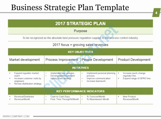 Strategic Planning Ppt Template New Business Strategic Planning Template for organizations