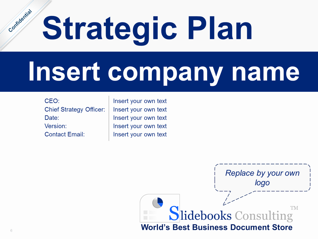 Strategic Planning Template Ppt Awesome Download A Simple Strategic Plan Template