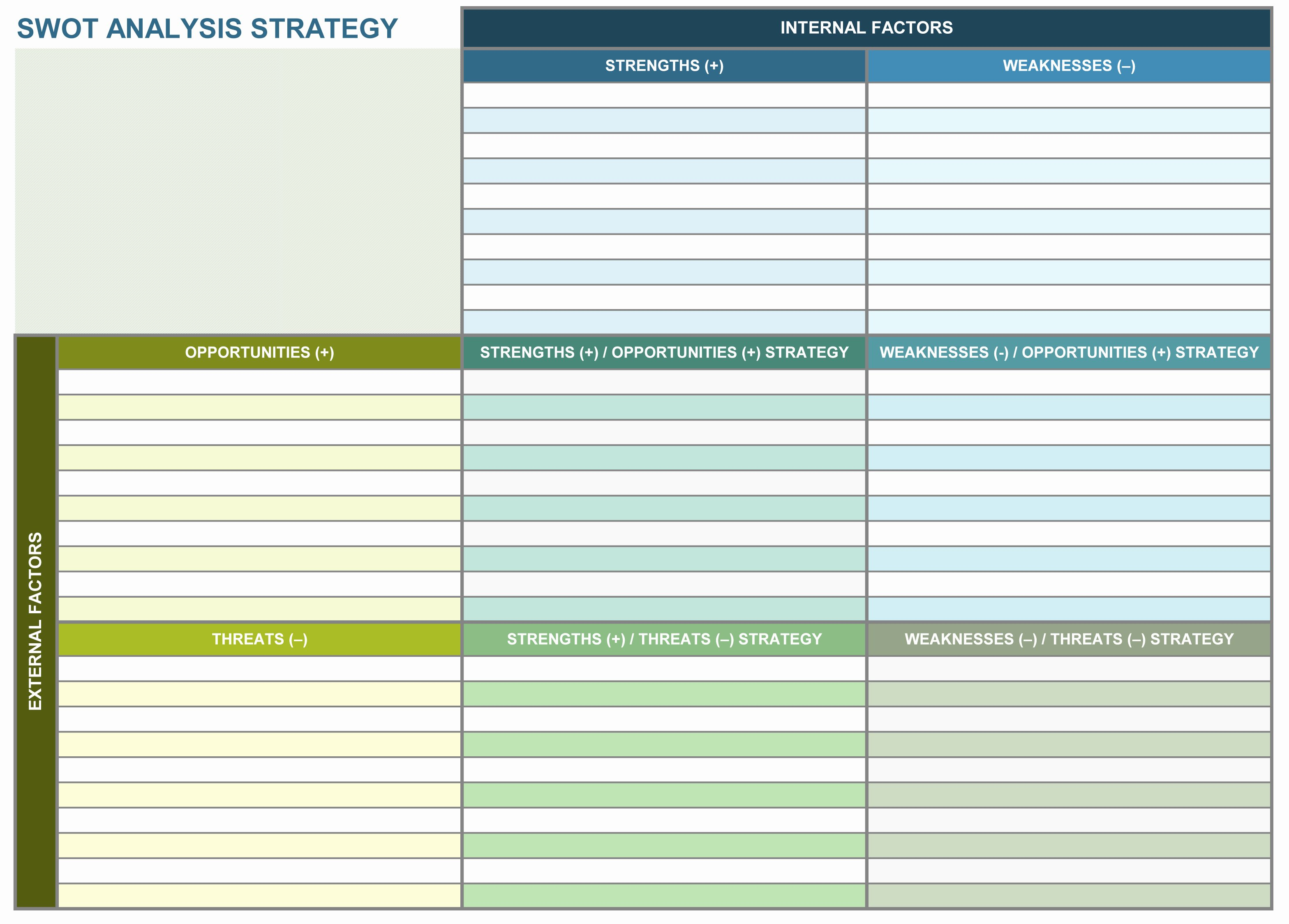 Strategic Planning Template Word Inspirational Strategic Human Resource Management