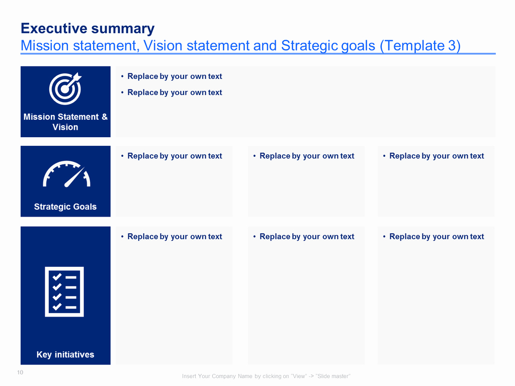 Strategy Plan Template Powerpoint Best Of Download A Simple Strategic Plan Template