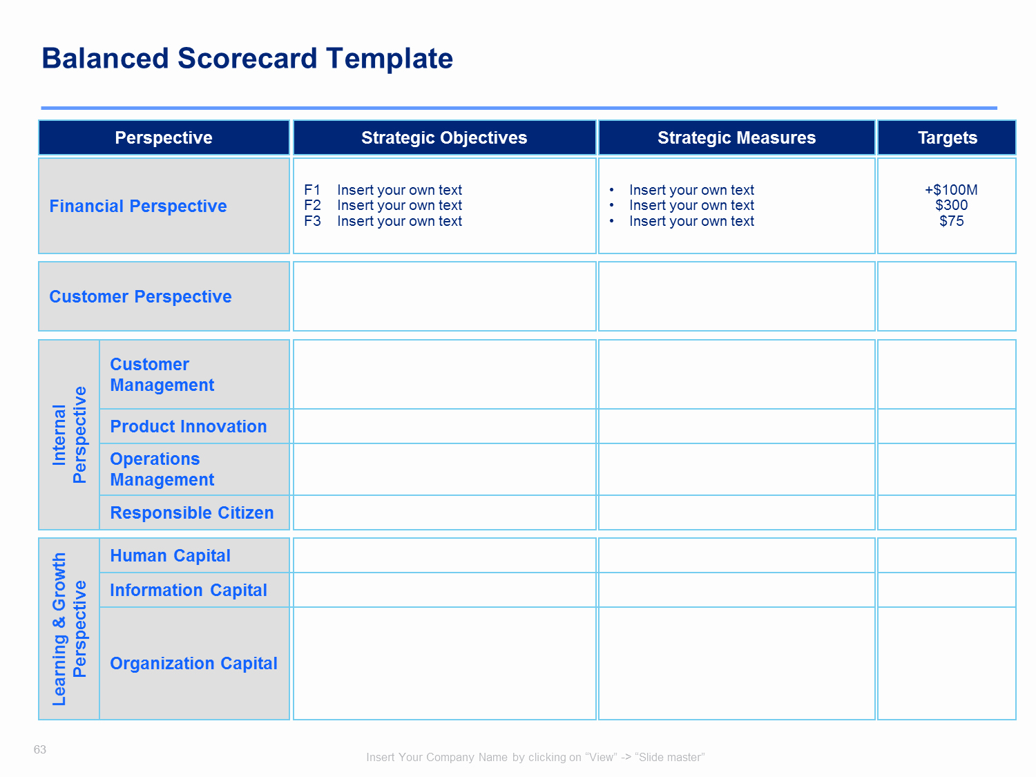 Strategy Plan Template Powerpoint Inspirational Download A Simple Strategic Plan Template