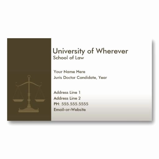 Student Business Card Template Awesome 19 Best Gifts for Law Students Images On Pinterest