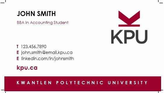 Student Business Cards Template Fresh How to order Student Business Cards