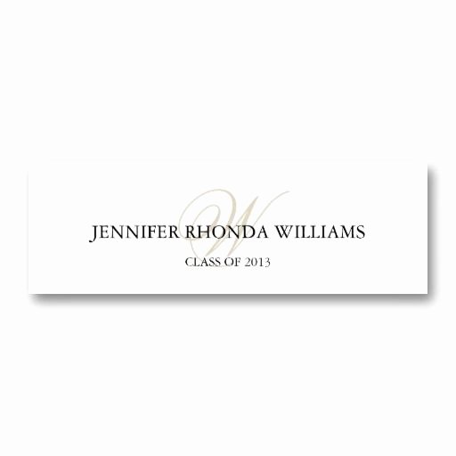Student Business Cards Template New 20 Best Images About Name Cards for Graduation