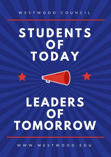 Student Council Poster Template Awesome Customize 274 Quote Poster Templates Online Canva