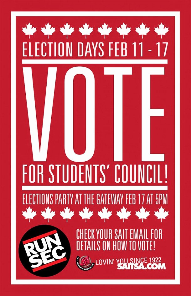 Student Council Poster Template Fresh Student Council Election Posters Entown Posters