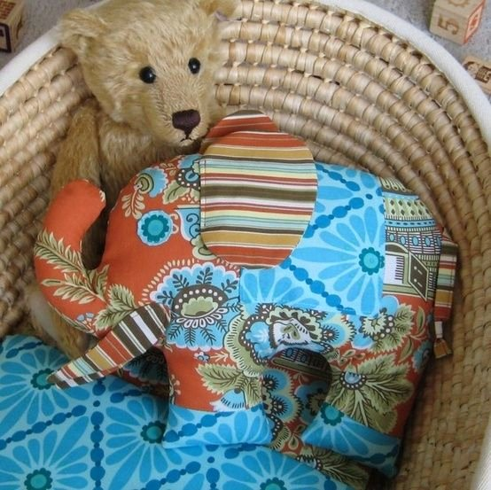 Stuffed Elephant Pattern Template Awesome 1000 Ideas About Elephant Template On Pinterest