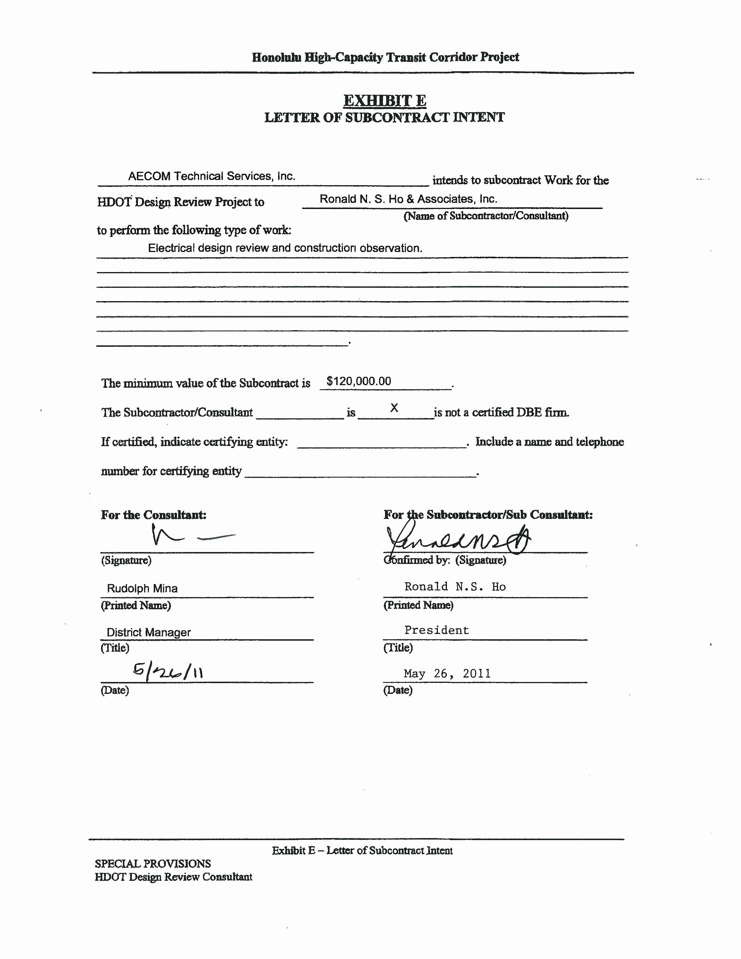 Subcontractor Contract Template Free Awesome Subcontractor Agreement Template Free Templates