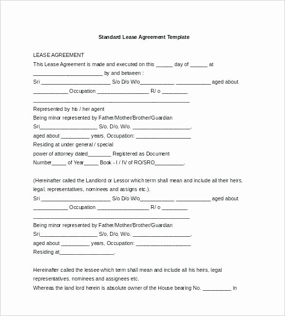 Sublease Agreement Template Word Beautiful Mercial Sublease Agreement A Business Template Tenancy