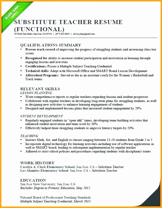 Substitute Lesson Plan Template Beautiful Weekly Lesson Plan Template 8 Free Word Excel format
