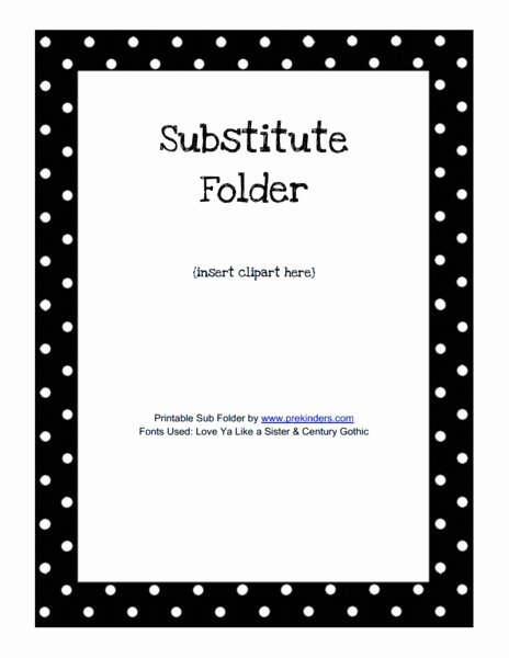 Substitute Teacher Report Template Inspirational Substitute Teaching Kits Collection
