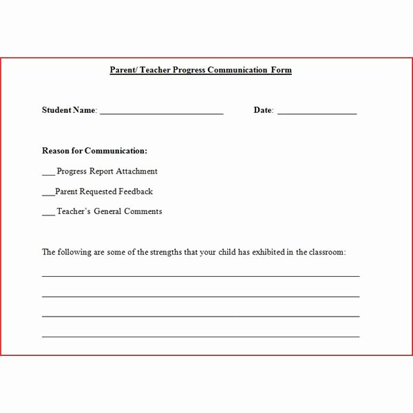 Substitute Teacher Report Template New Free Lesson Plan Templates the Best Websites to Download