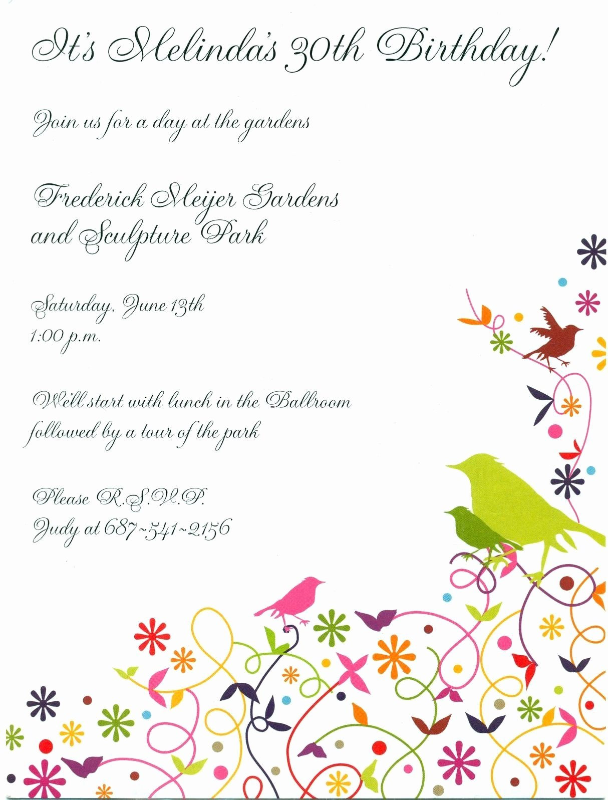 Summer Party Invitation Template New Summer Party Invitation Template Summer Birthday Party