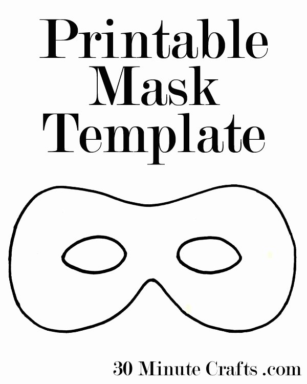 Superhero Mask Template Pdf Awesome the Gallery for Super Hero Mask Template