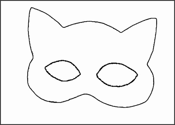 Superhero Mask Template Pdf Best Of 7 Superhero Mask Template Printables Sampletemplatess