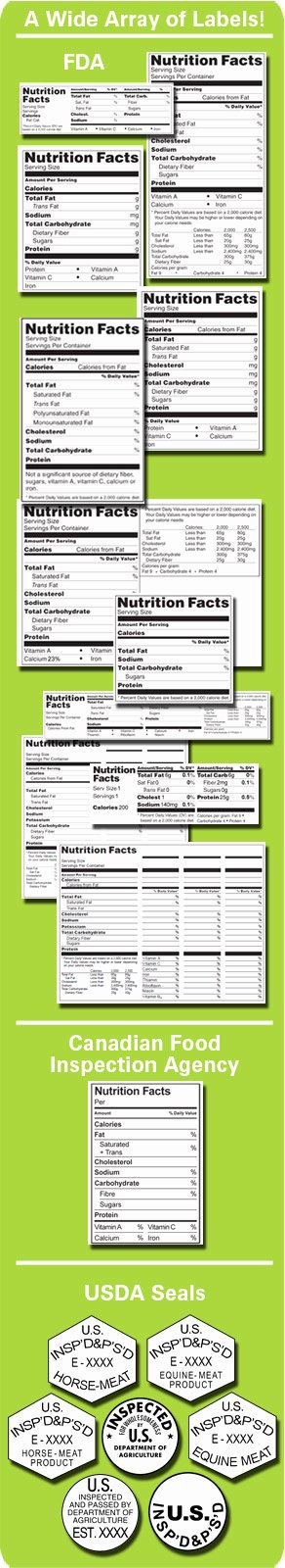 Supplement Facts Label Template Best Of Nutrition Facts Make Your Own Nutrition Facts Labels