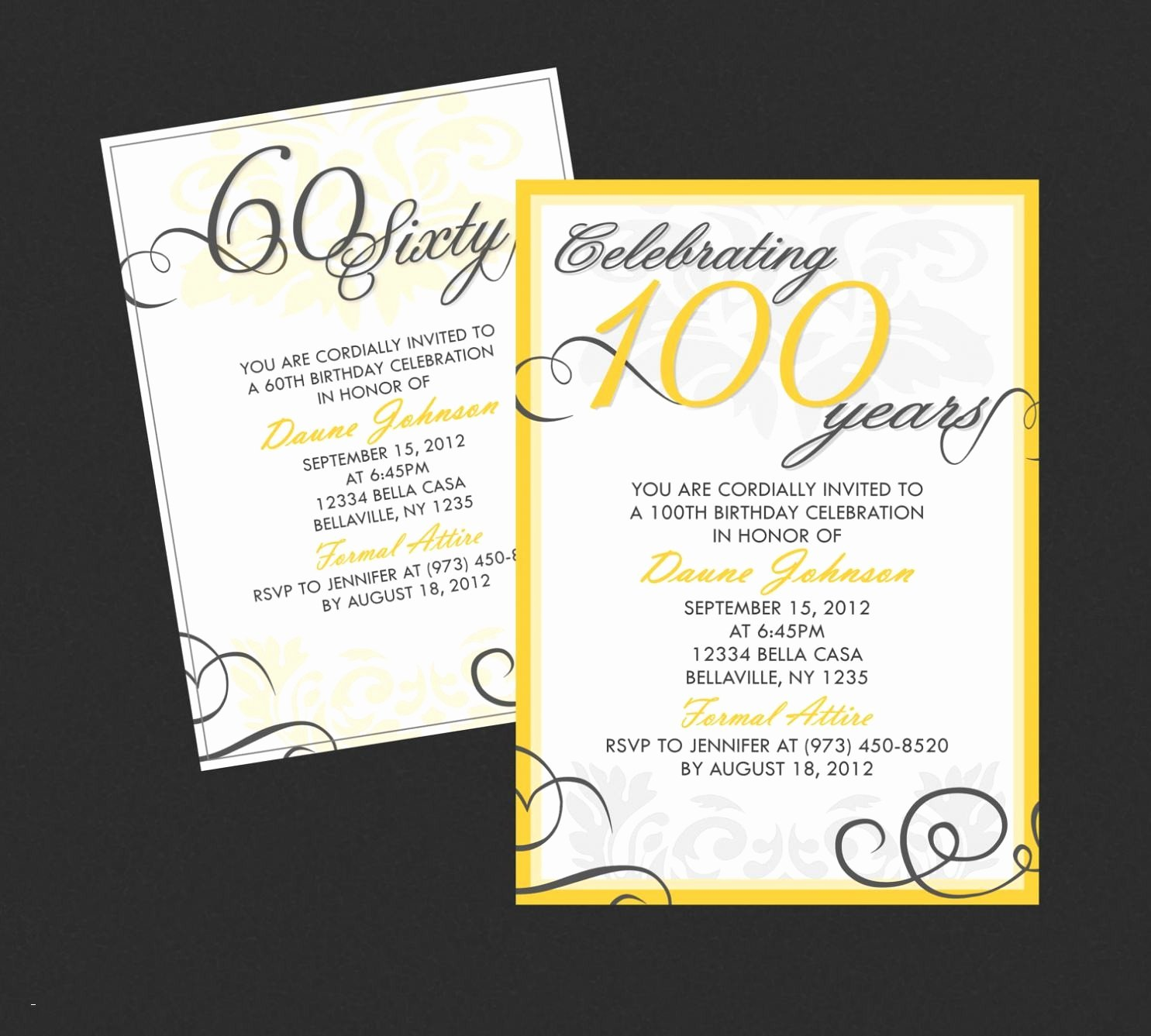 Surprise Party Invitation Template Best Of Surprise 60th Birthday Invitation Templates Free Fresh