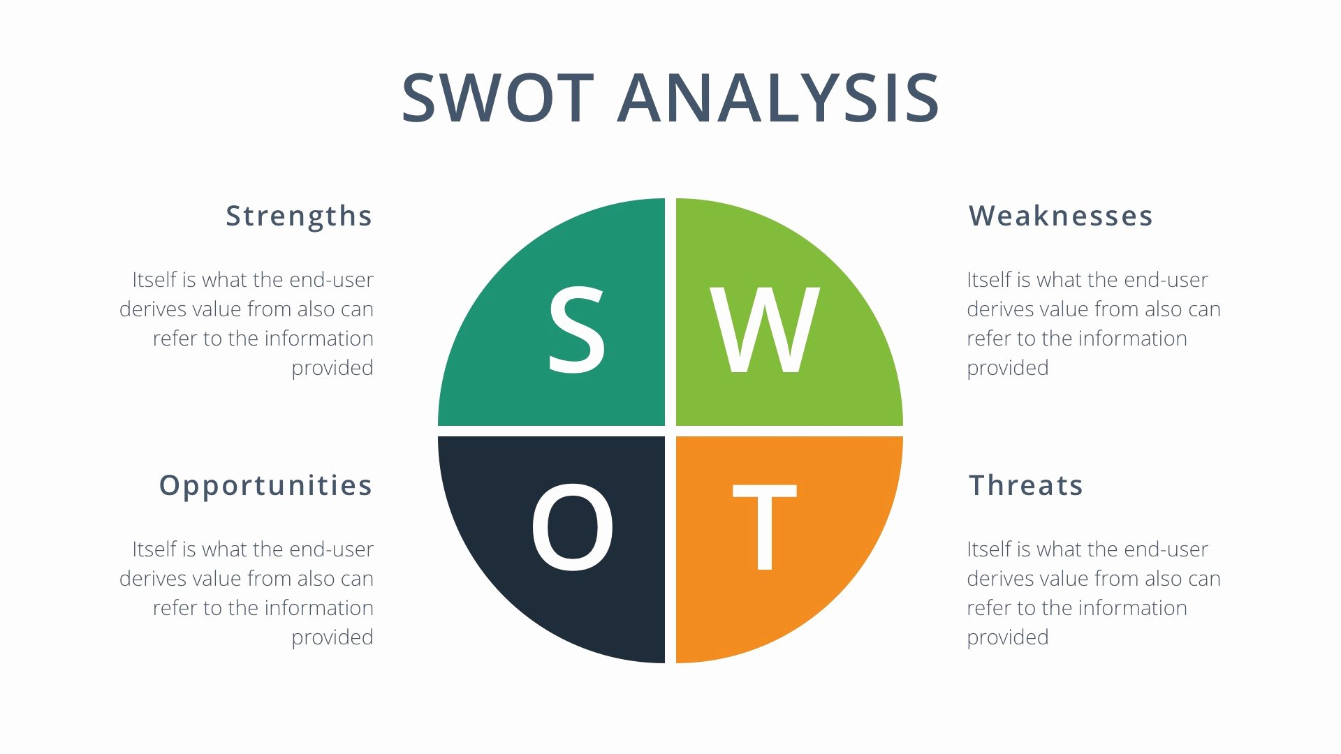 Swot Analysis Ppt Template Beautiful Free Swot Analysis Keynote Template Free Presentation theme