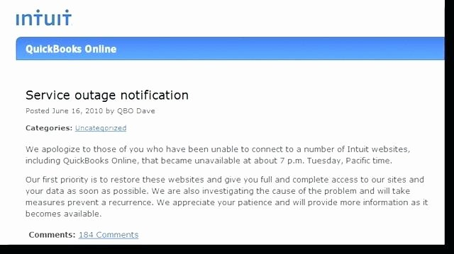 System Downtime Notification Template Awesome Server Outage Notification Template – Maney