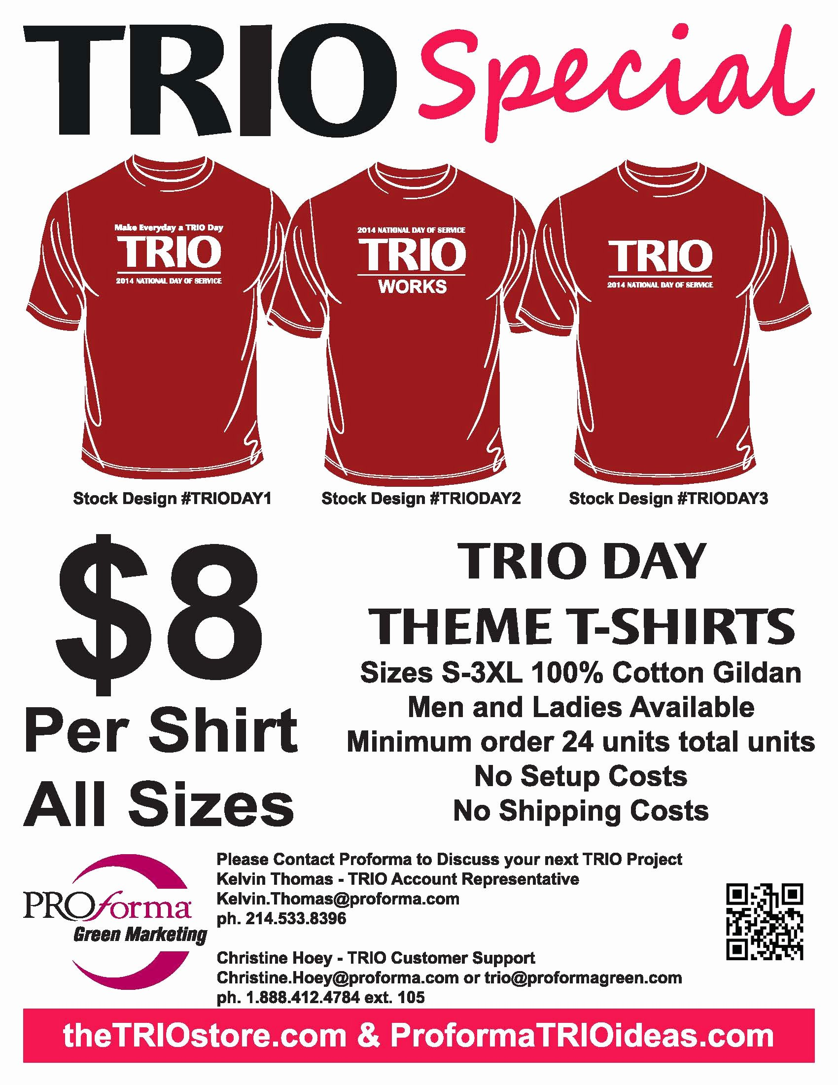 T Shirt Flyer Template Elegant Trio Day Tee Shirts
