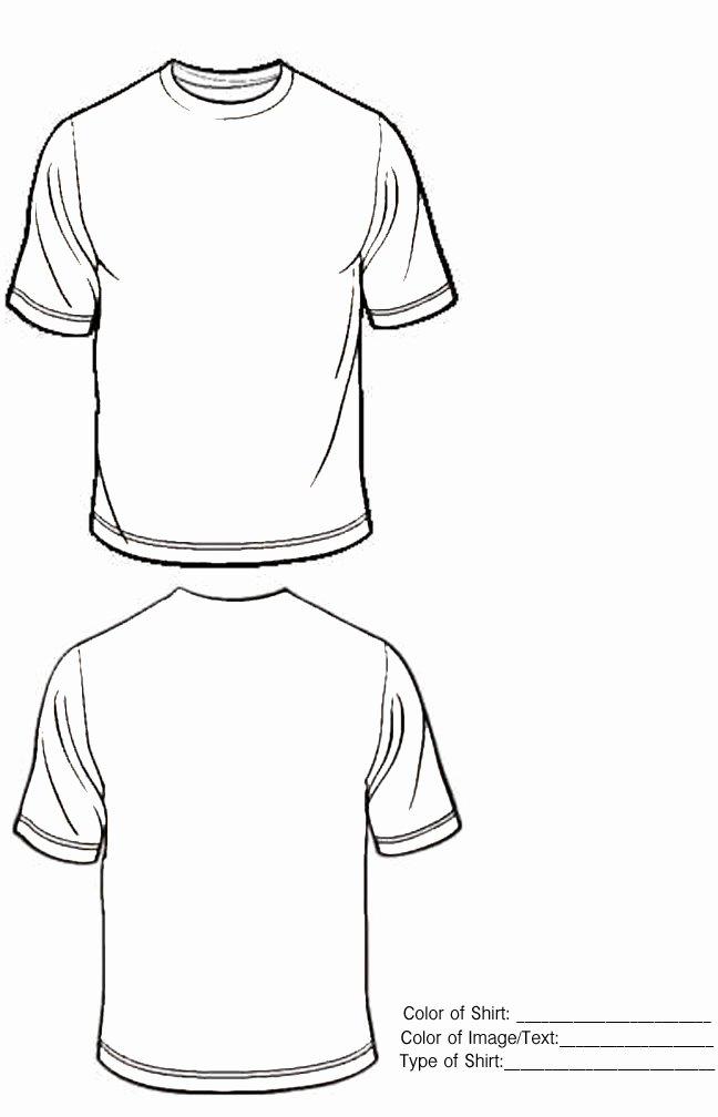 T Shirt Template Ai Awesome Tee Shirt Template Illustrator