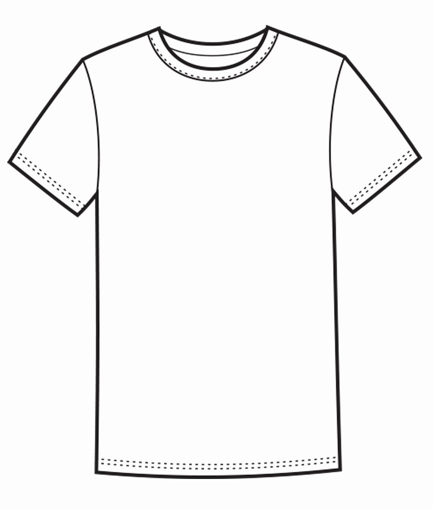 T Shirt Template Ai Best Of T Shirt Design Template Illustrator