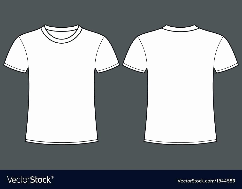 T Shirt Template Ai Best Of White T Shirt Design Template Vector Illustrator Download