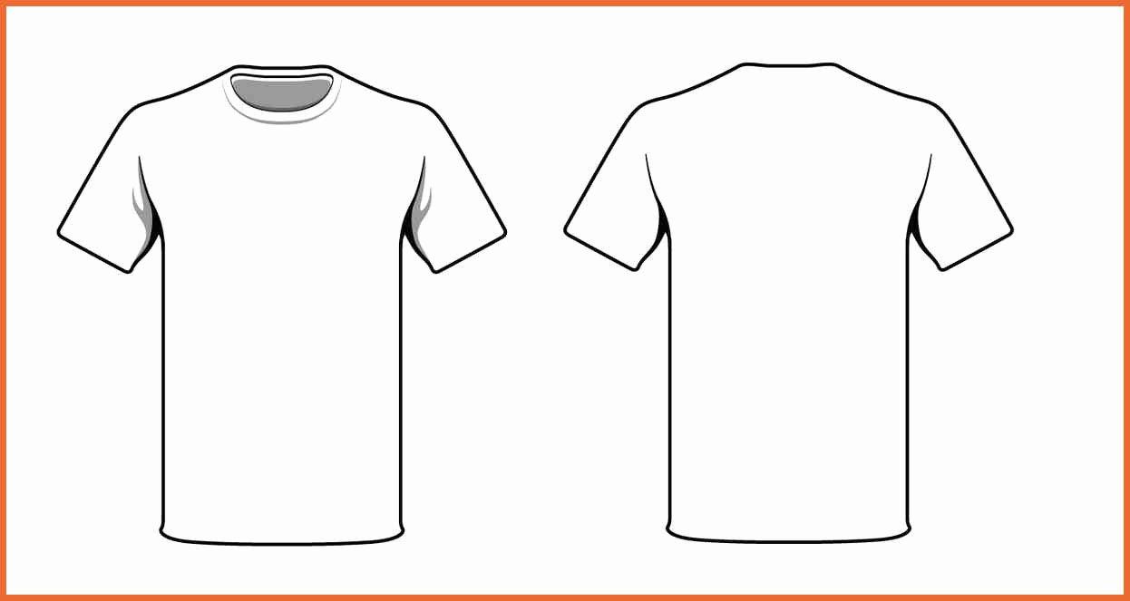 T Shirt Template Ai Fresh Custom Shirt Template Templates Station