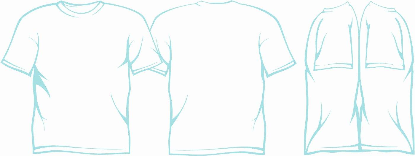 T Shirt Template Ai Lovely T Shirt Template Illustrator