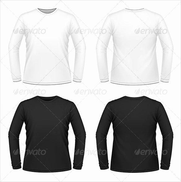 T Shirt Template Ai Luxury Blank T Shirt Template for Illustrator Templates Data
