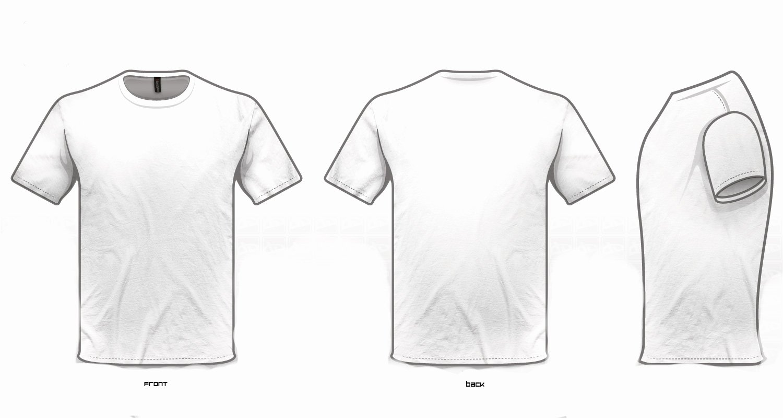 T Shirt Template Ai New T Shirt Design Template Illustrator Templates Data