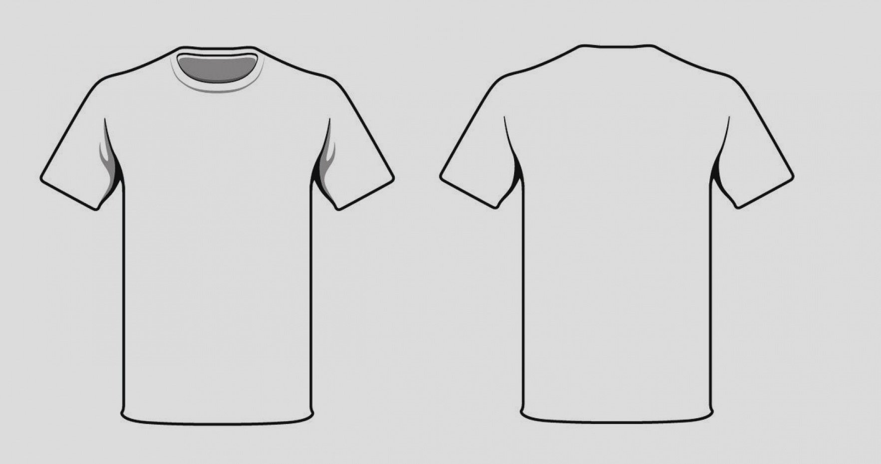 T Shirt Template Pdf Beautiful Templates Styled Aesthetic T Shirt Template Pdf Download