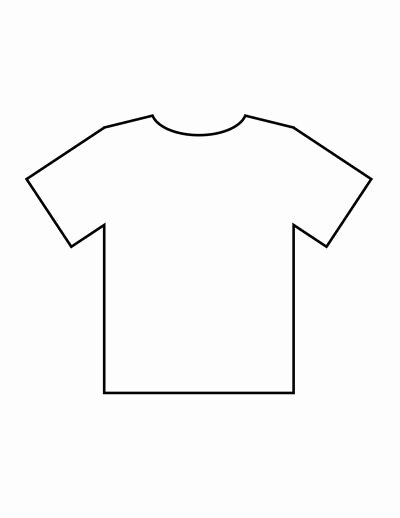 T Shirt Template Pdf Unique Blank T Shirt Template Dragon Boating