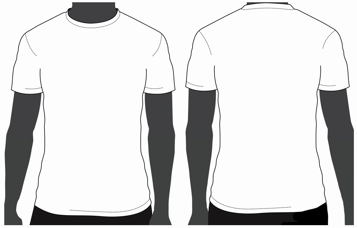 T Shirt Template Vector Awesome Free T Shirt Template Download Free Clip Art Free Clip