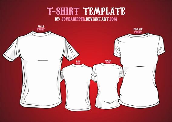 T Shirt Template Vector Lovely 54 Blank T Shirt Template Examples to Download Vector and