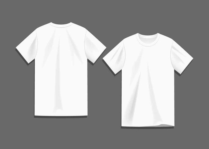T Shirt Template Vector Lovely White Blank T Shirt Template Vector Download Free Vector
