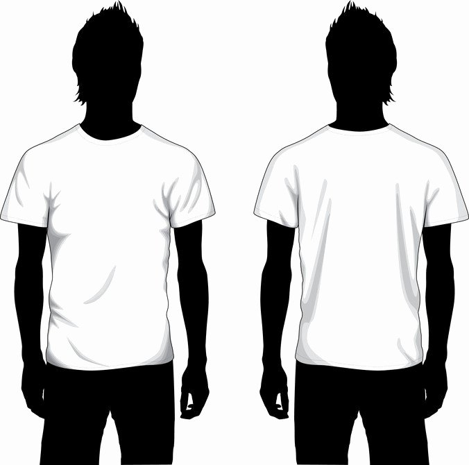 T Shirt Vector Template Best Of Free Vector Boy T Shirt Template Psd Files Vectors