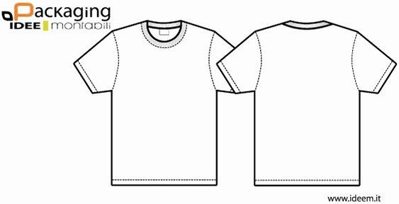 T Shirt Vector Template Lovely T Shirt Template Vector Free Vector In Encapsulated