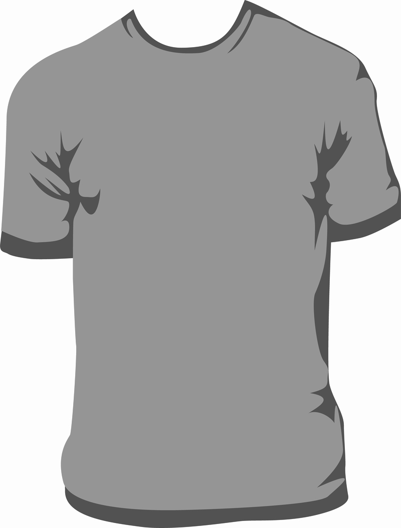T Shirt Vector Template Luxury T Shirt Template Vector 2 Vector