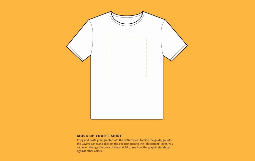 T Shirt Vector Template New 100 T Shirt Templates that Will Make Your Life Easier