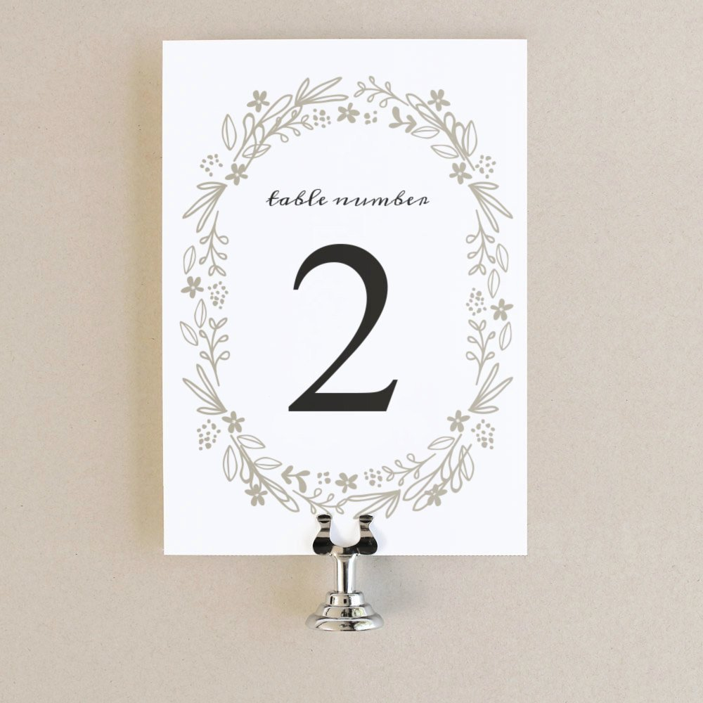 Table Number Template Word Awesome Printable Table Numbers Table Number Template